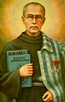 Maximilian Kolbe is one of the many saints left out of the first movie